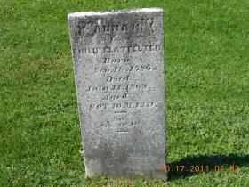 Anna Mary Glatfelter 1787-1868 2